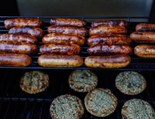 2019 Federal election democracy sausages